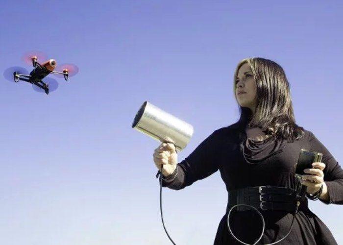 DIY Anti-Drone Guns