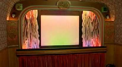 DIY Retro Cinema