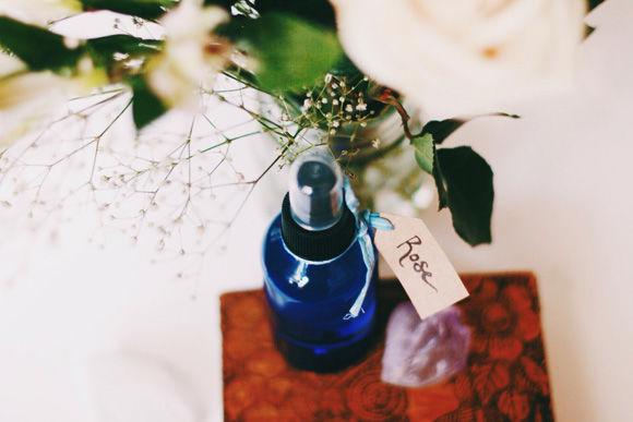 DIY Rose Water Sprays