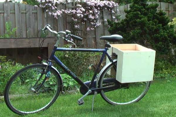 Eco-Friendly Grocery Transportation
