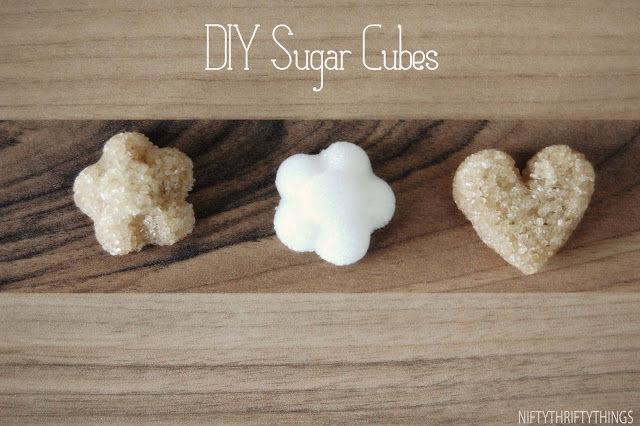 Delightful Sugar Cubes