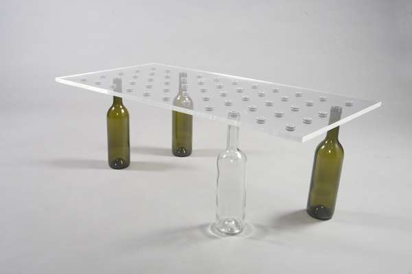 DIY Wine Tables