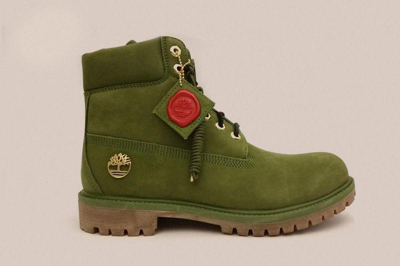 DJ-Designed Work Boots