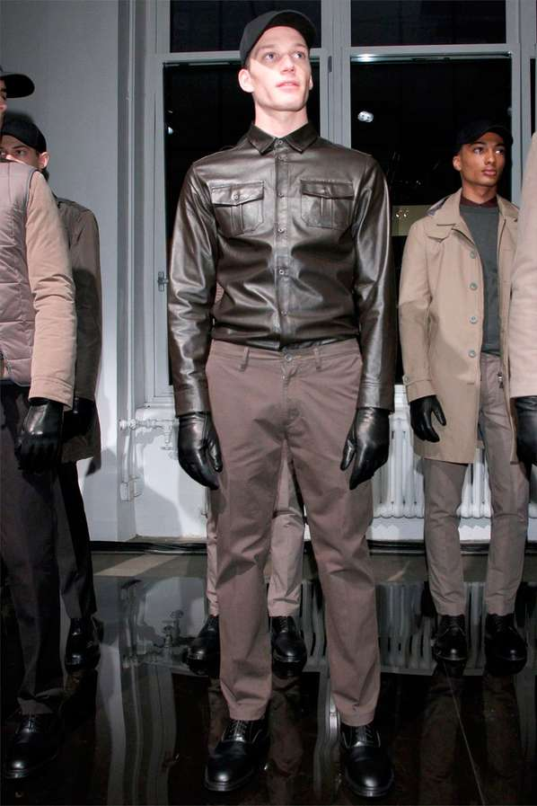 DKNY Men Fall/Winter 2012