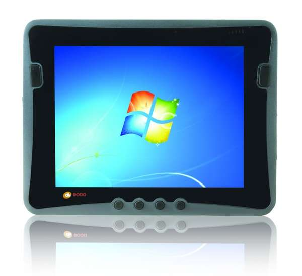 Ridiculously Durable Retail Tablets