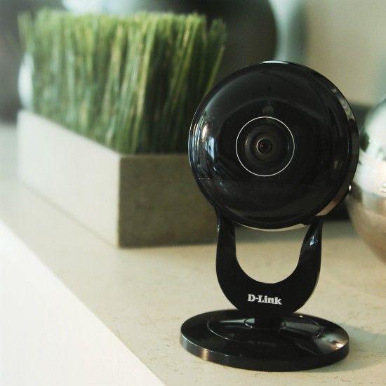 Wide-Angle Home Security Cameras