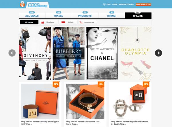 Accessible Luxury Platforms