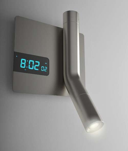 Sleek Stainless Illuminators
