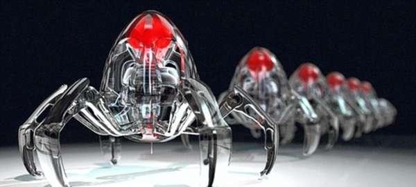 Spidery Nanobots