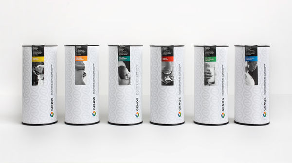 Compact DNA Test Kits
