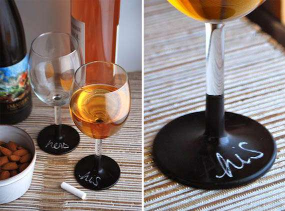 Readable Booze Holders