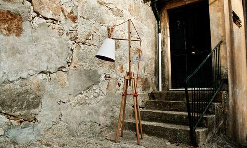 Wool Contraption Lighting