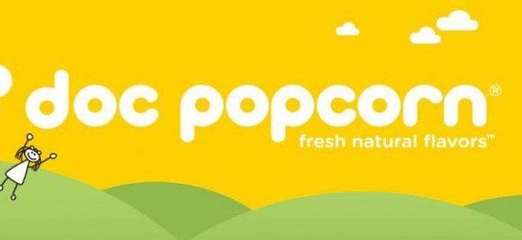 Co-Branded Popcorn Shops