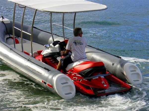 Dockitjet: A Jet Boat and a Jetski
