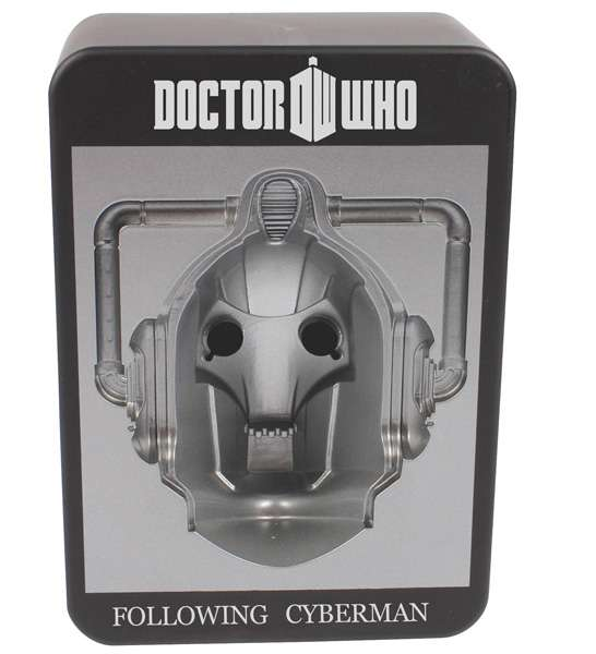 Doctor Who Cyberman Wall Decoration
