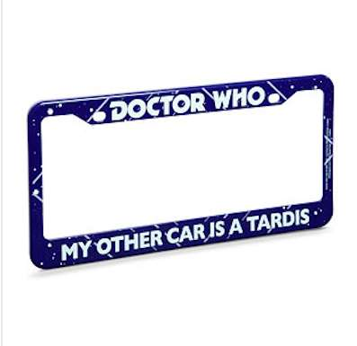 Doctor Who Frame