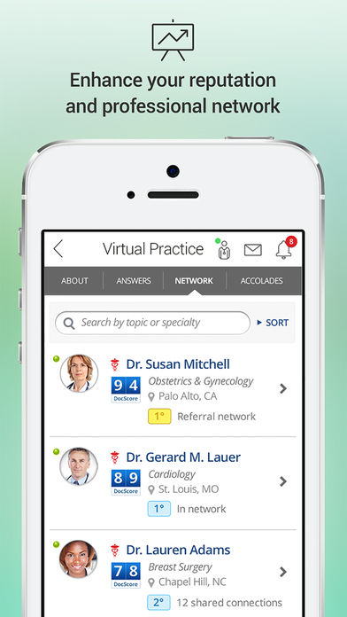App-Based Medical Appointments