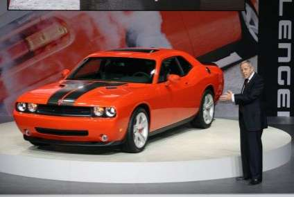 Muscle Car Makes Strong Debut