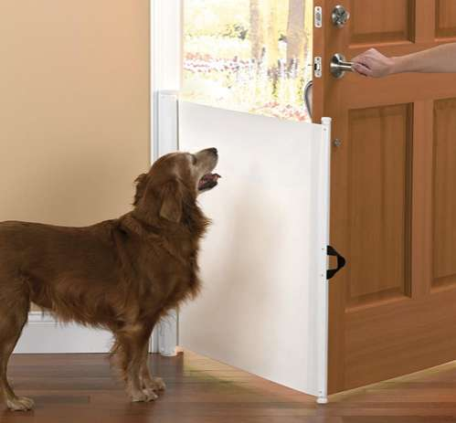 Pet Door Blockers Dog Escape Preventer