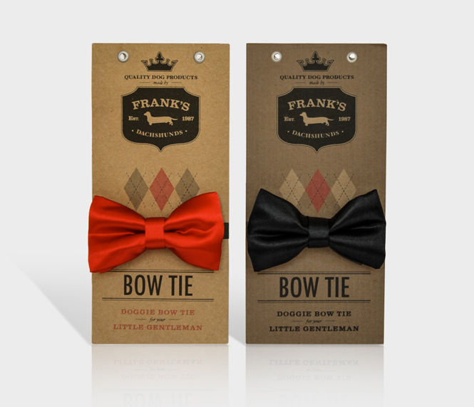 Handsome Pooch Packaging