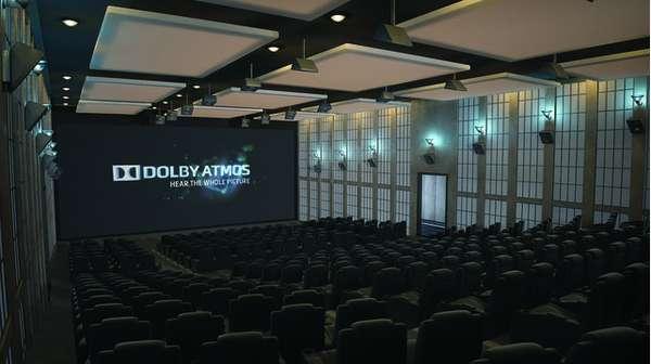 Realistic Theater Surround Sound