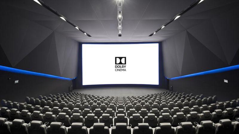 High-Contrast Cinema Projectors