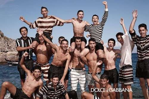 dolce and gabbana 2013