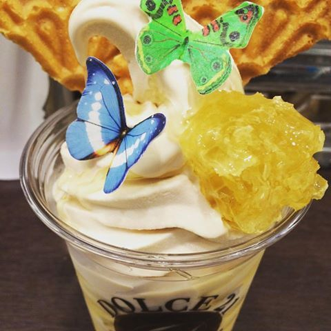 Decorative Ice Cream Parfaits