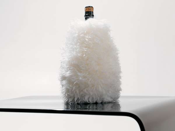 Sheepskin Champagne Glove