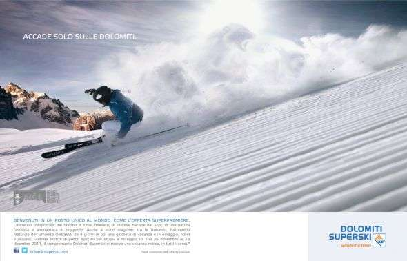 Powerful Skier Campaigns