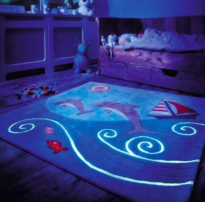 Illuminated Carpets