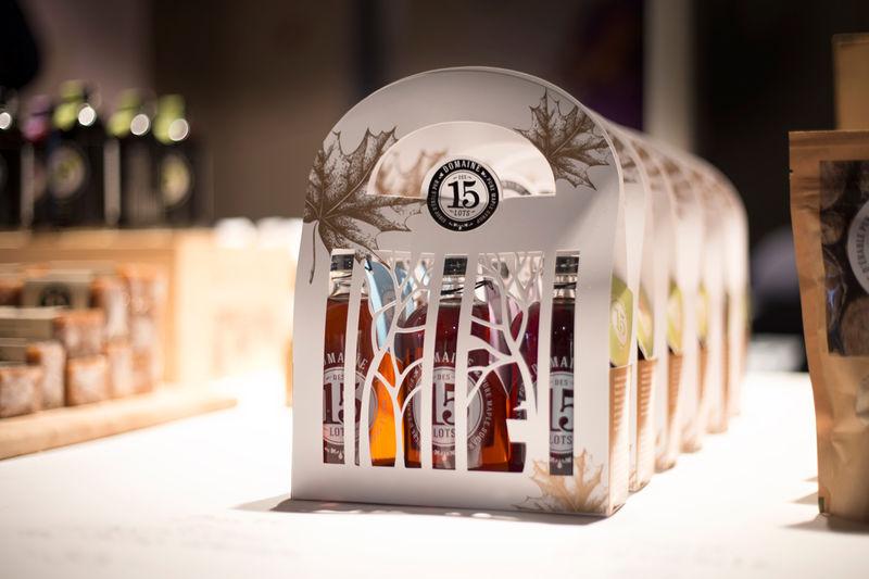 Woodland Maple Syrup Sets