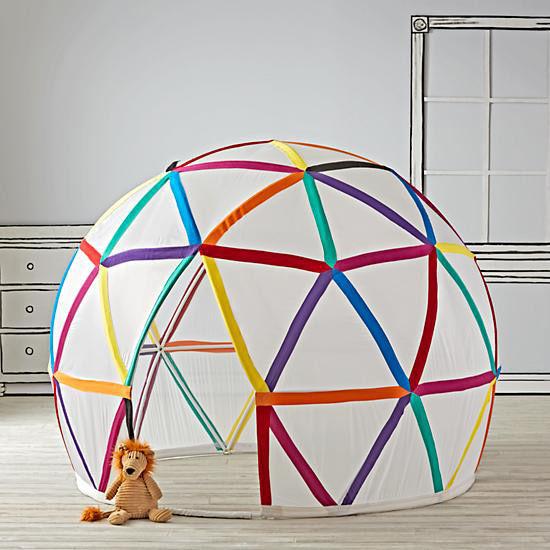 Geometric Dome Playhouses