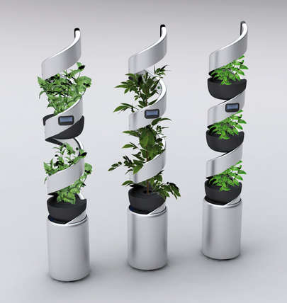 Self-Sustaining Seed Servers