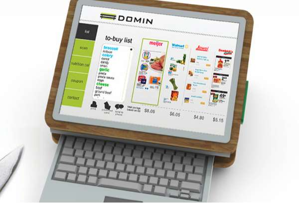 Domin Digital Kitchen Database