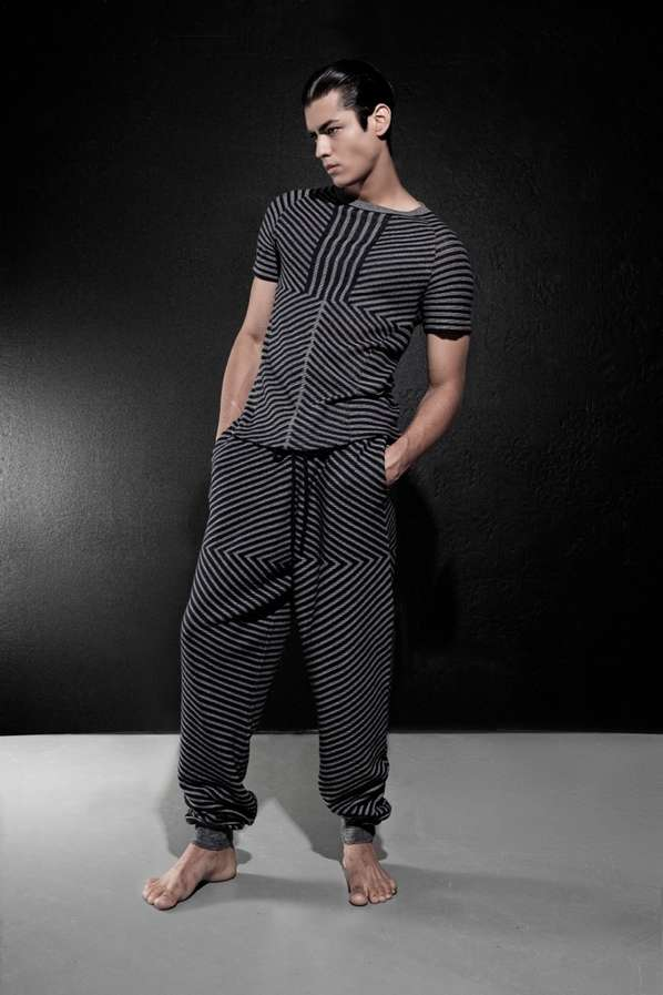 Sleepwear-Inspired Menswear