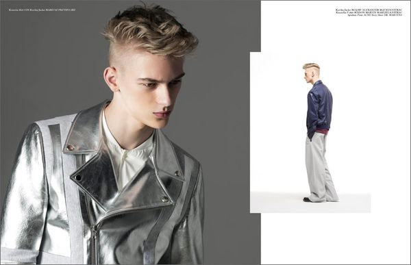 Luxe Leather-Clad Captures