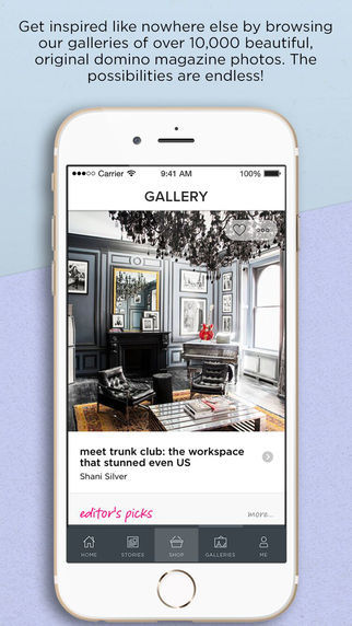 Design Magazine Mobile Apps