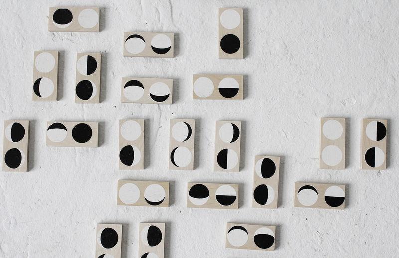 Lunar Domino Sets