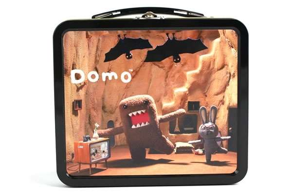 Domo Tin Lunch Box
