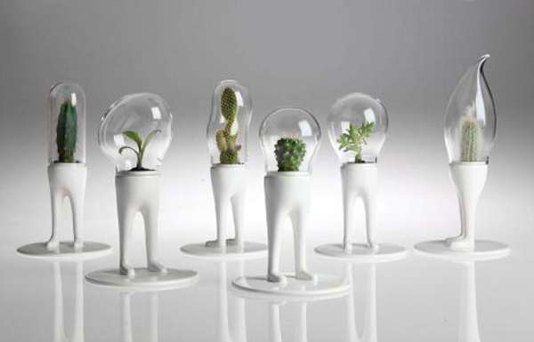 Legged Potted Plant Holders