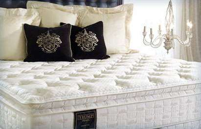 Billionaire Bedding