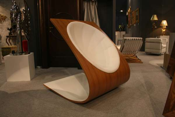 Eggshell Chairs