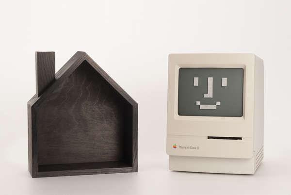 Minimalistically Conceptual Cabinets