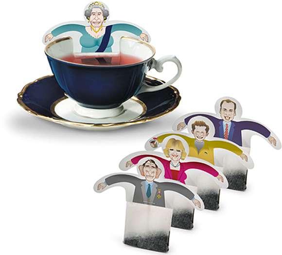 Tasty Political Tea Parties
