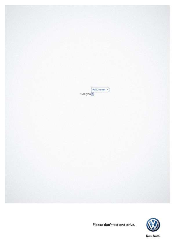 Autocorrect Automobile Safety Ads