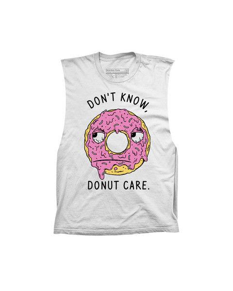 Gluttonous Donut Shirts