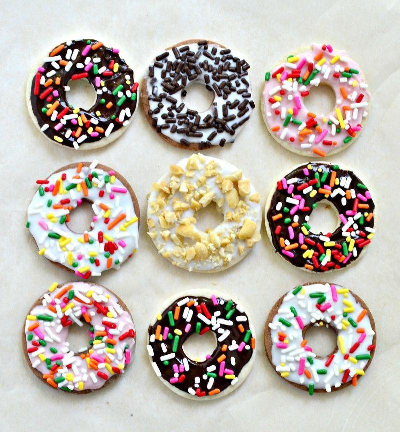 Allergy-Free Donut Cookies