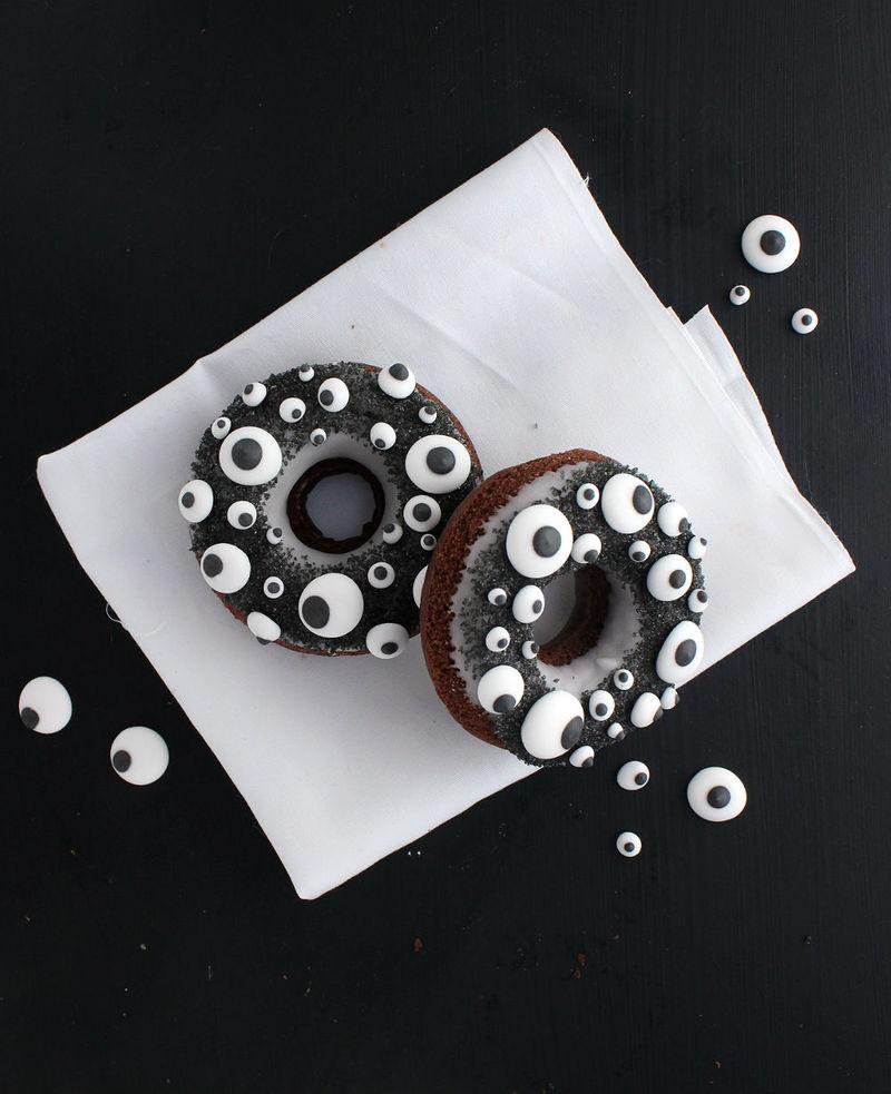 Googly Eye Donuts