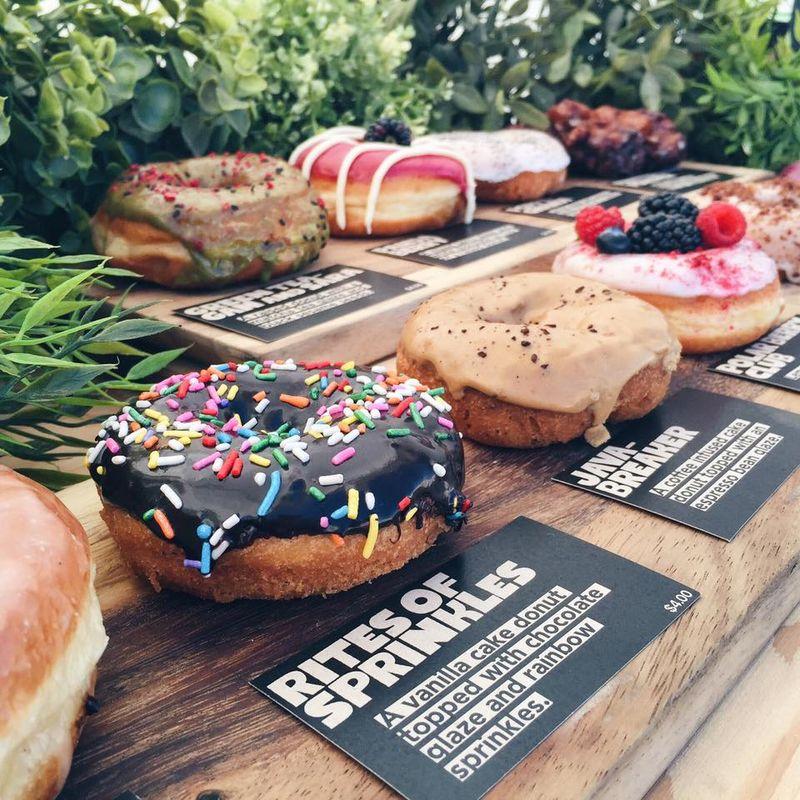 DIY Donut Shops